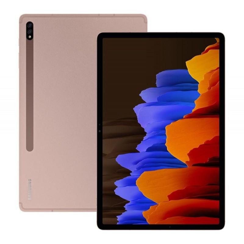 Samsung Galaxy Tab S7+ 12.4 WiFi 256Gb Bronze Europa