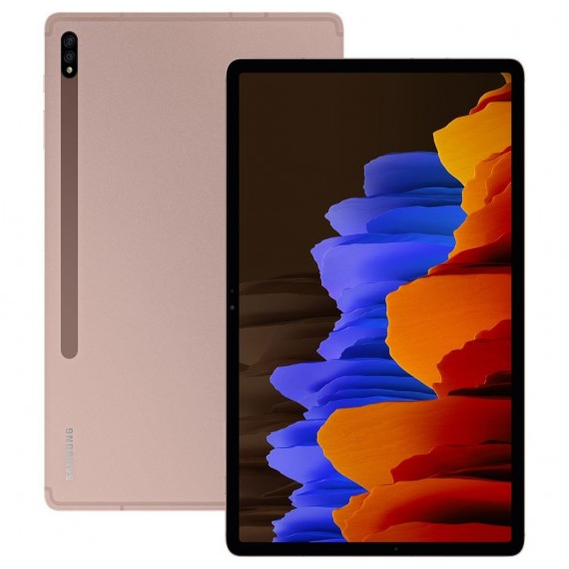 Samsung Galaxy Tab S7+ 12.4 5G 256Gb Bronze Europa