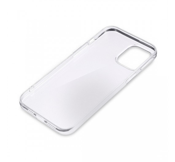 Cover slim case Iphone 12 mini trasparente