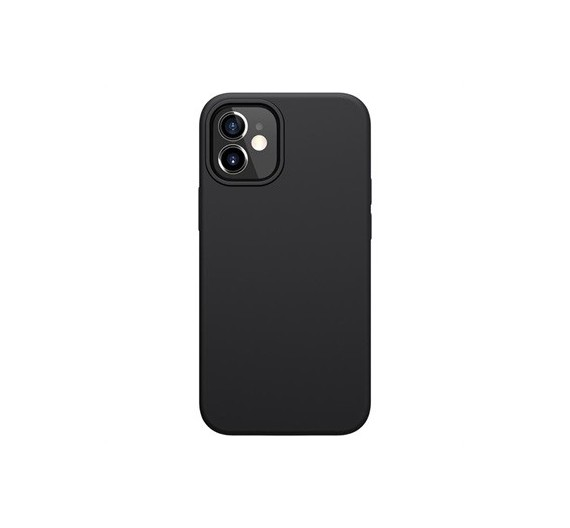 Cover slim case Iphone 12 mini nera