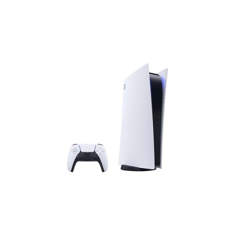 PlayStation 5 PS5 Digital 825GB Black White Europa