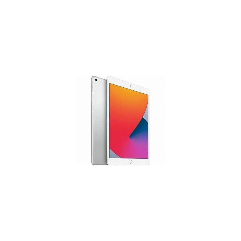 iPad 10.2 32GB Wi-Fi + Cellular Argento Europa (2020) MYMJ2FD/A