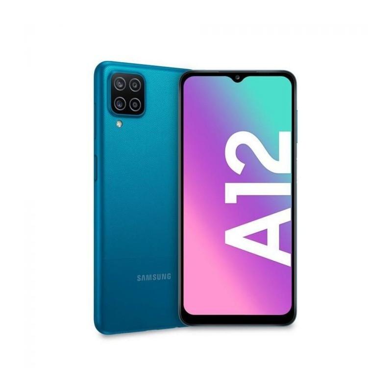 Samsung Galaxy A12 A125 Dual Sim 4GB RAM 128GB - Bianco Europa
