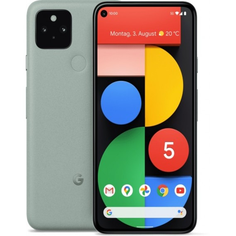 Google Pixel 5 5G 128 GB Verde Europa