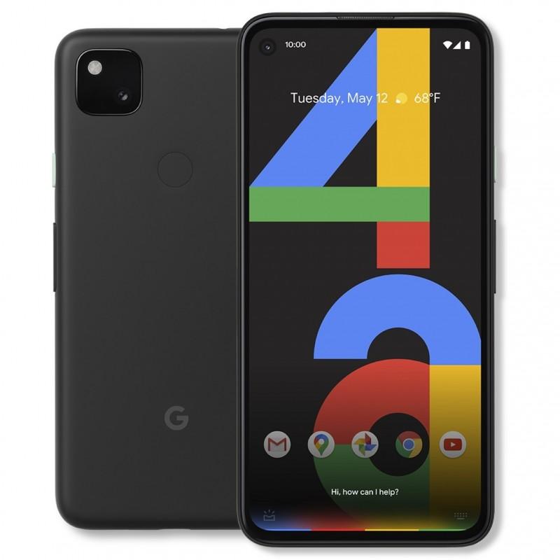 Google Pixel 4a LTE 6GB RAM 128GB Black Europa