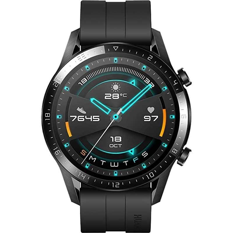Smartwatch Huawei Watch GT2 46mm Matte Black Sport Europa