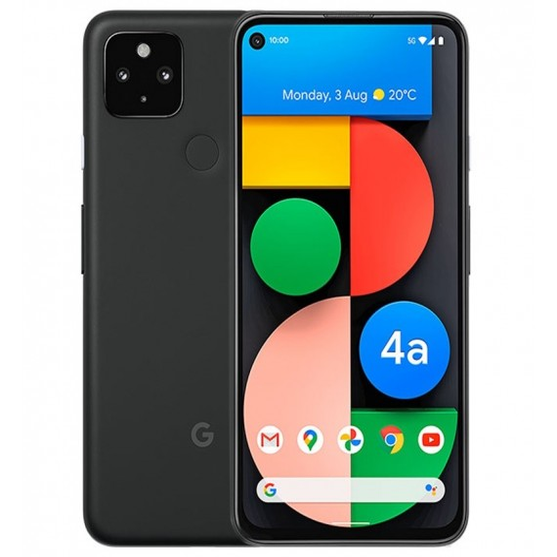 Google Pixel 4a 5G 6GB RAM 128GB - Black Europa