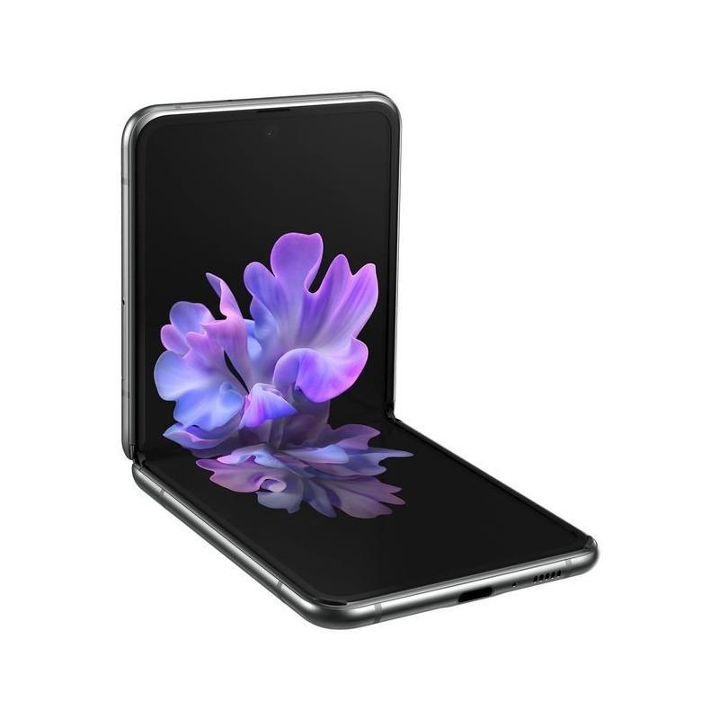 Samsung Galaxy Z Flip SM-F707  8GB 256GB  Mystic Gray Brand Italia