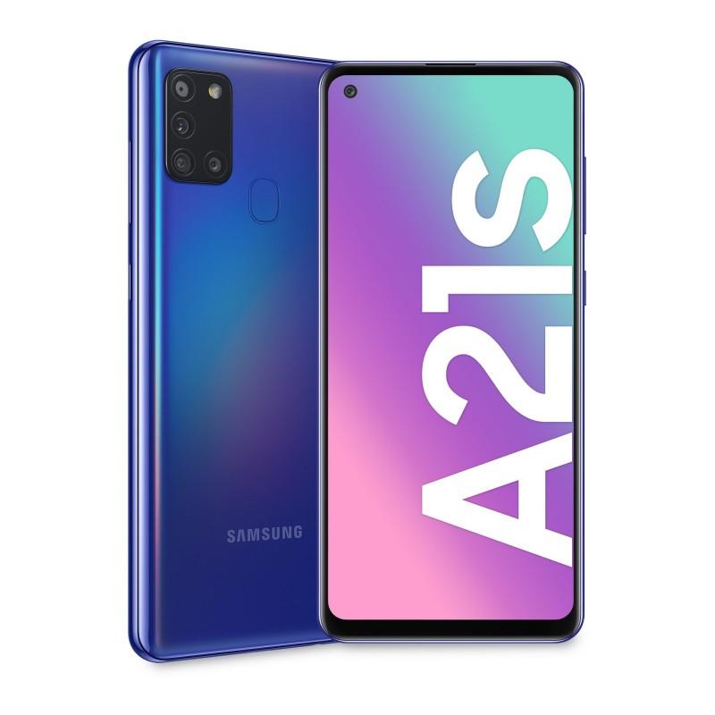 Samsung A21S A217 4GB RAM 128GB Blu Europa