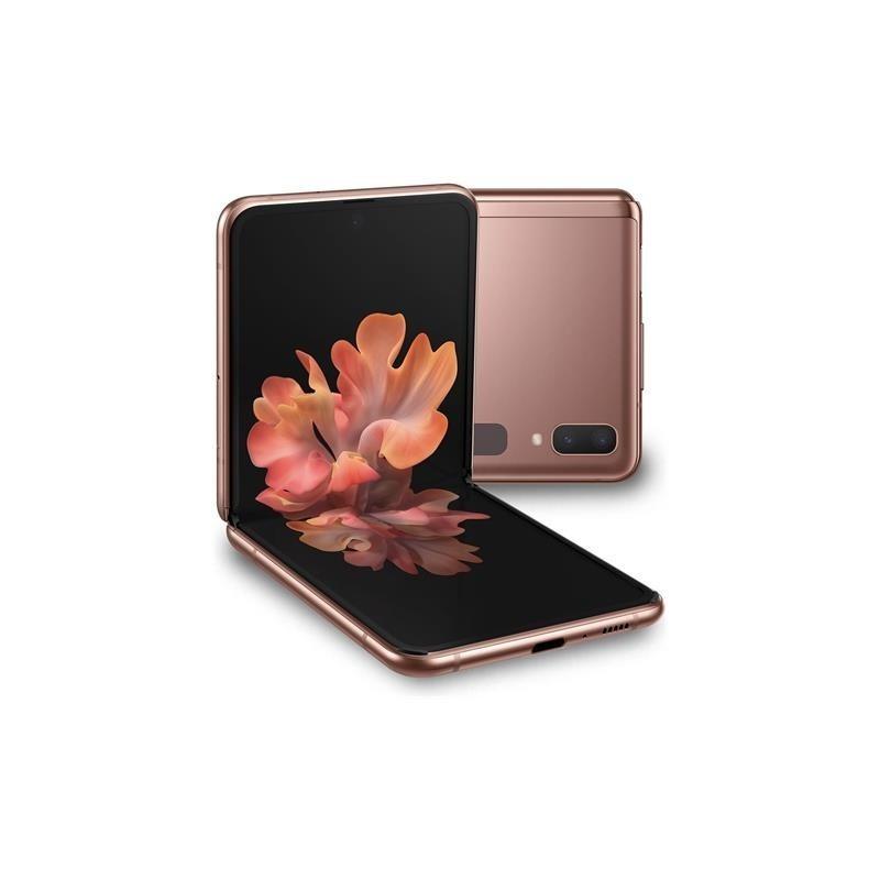 Samsung Galaxy Z Flip SM-F700  8GB 256GB Mystic Bronze Italia