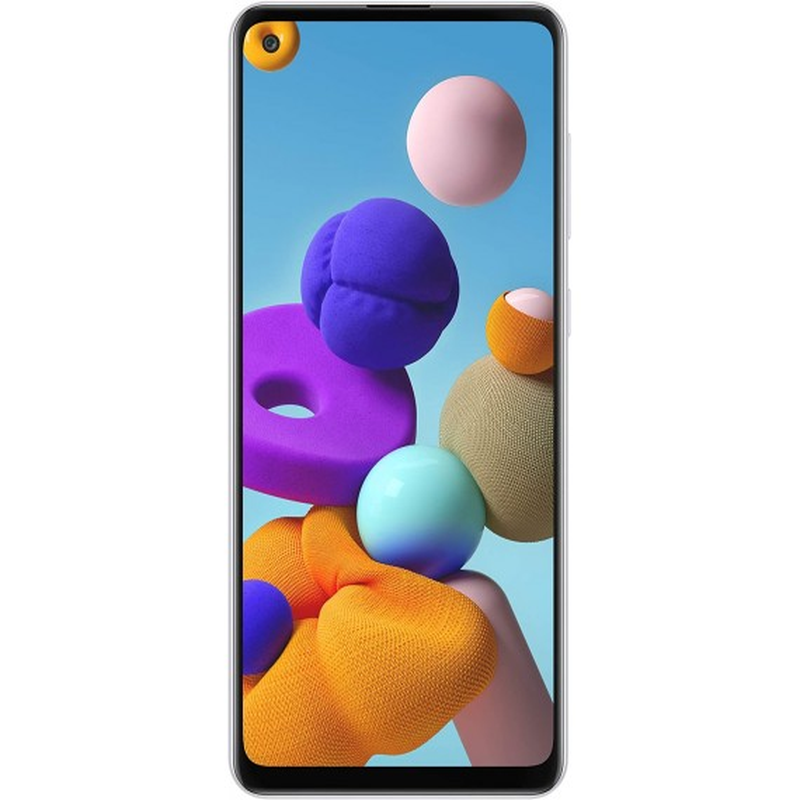 Samsung Galaxy A21S A217 Dual Sim 4GB RAM 128GB Bianco Europa