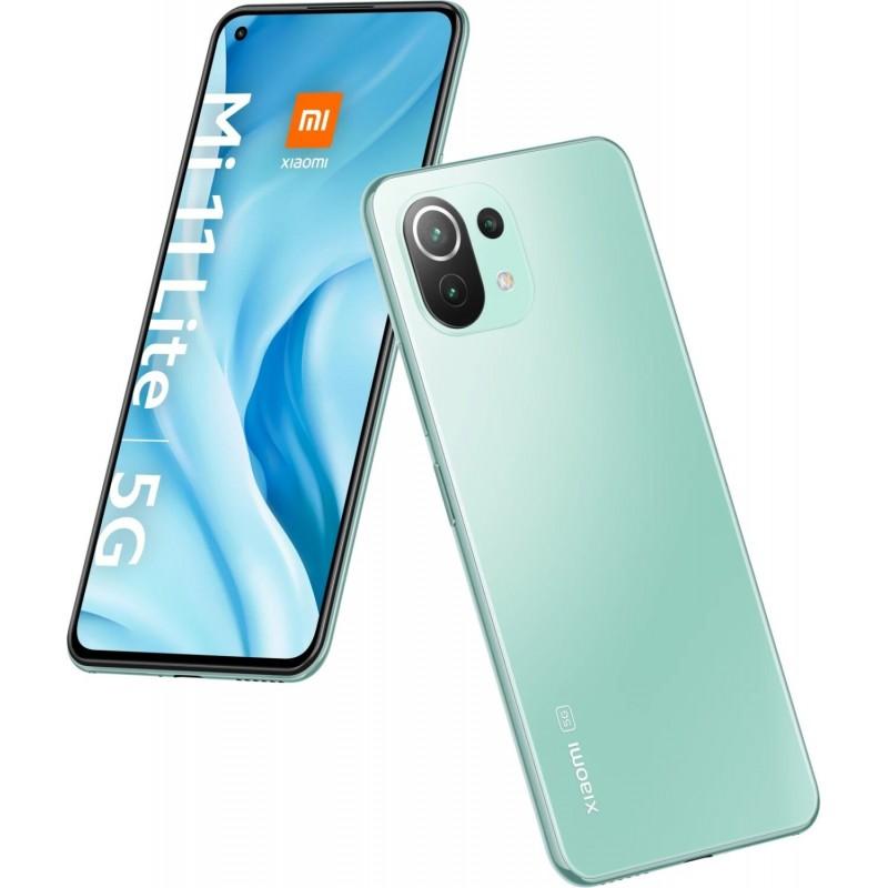 Xiaomi Mi 11 Lite 5G Dual Sim 8GB RAM 128GB Green Europa
