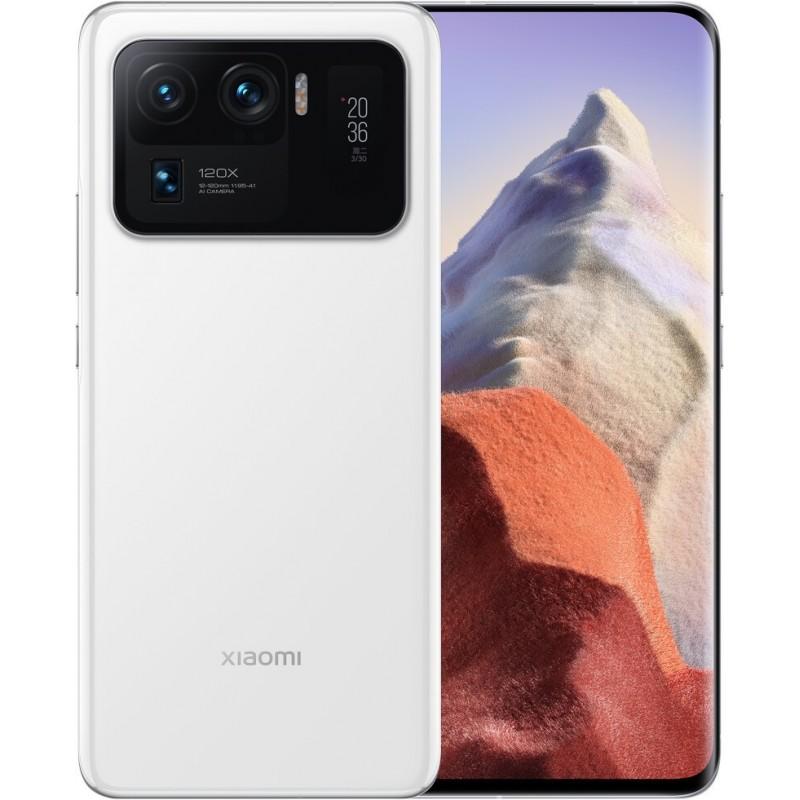 Xiaomi Mi 11 Ultra 5G Dual Sim 12GB RAM 256GB Bianco Europa