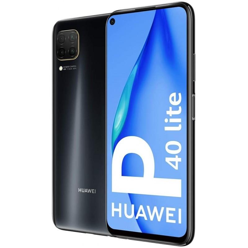 Huawei P40 lite Dual Sim 6/128GB Nero Italia