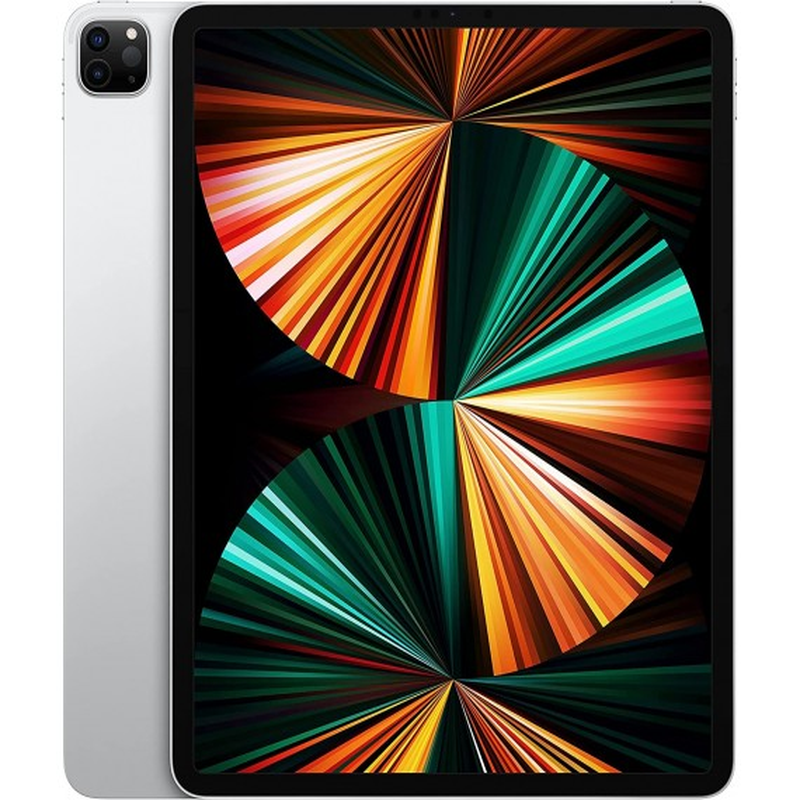 iPad Pro 12.9 256GB Wi-Fi Argento Europa (2021)