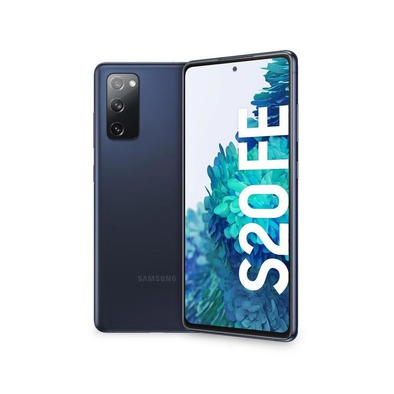 Samsung Galaxy S20 FE G781 5G 6GB 128GB Blu Europa