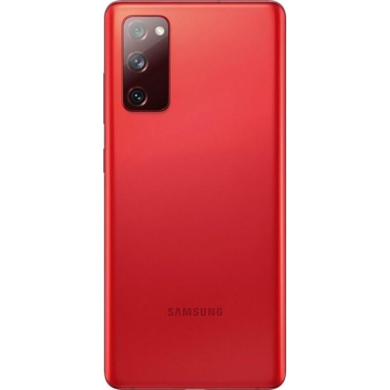 Samsung Galaxy S20 FE G780G 2021 256GB Rosso Europa