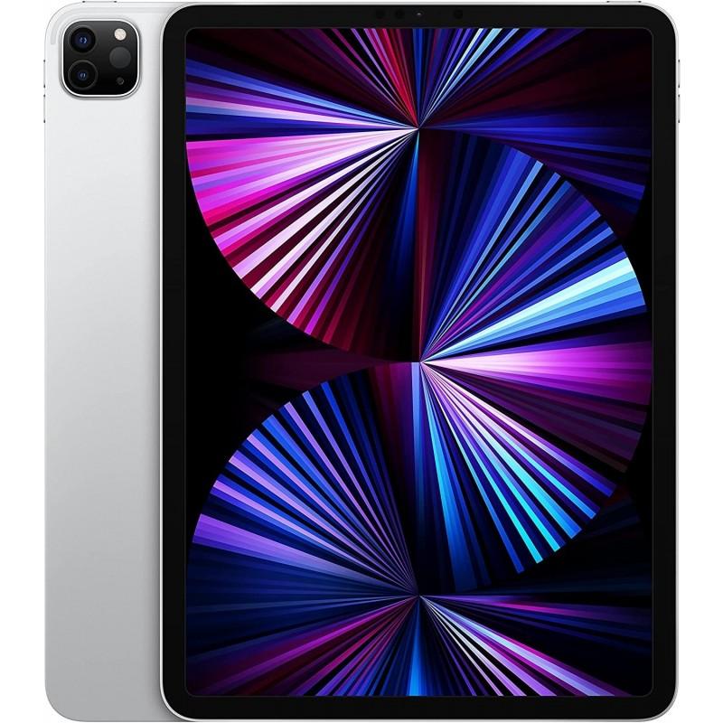 iPad Pro 11.0 128GB Wi-Fi + Cellular Argento Europa (2021) MHQT3FD/A