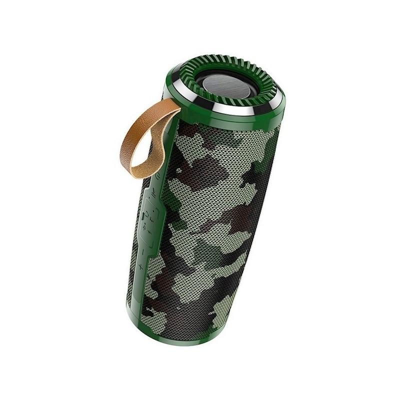 Cassa BS38 Sports Wireless Speaker Verde Militare