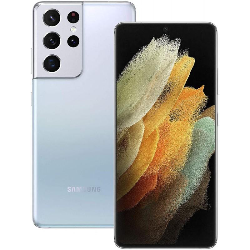 Samsung S21 Ultra 128GB Argento 5G Dual Sim 12GB Europa