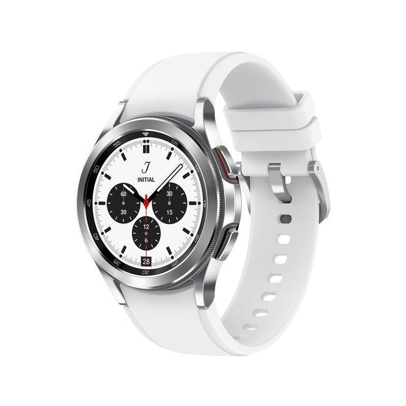 Smartwatch Samsung Watch 4 Classic R880 42mm Argento Europa