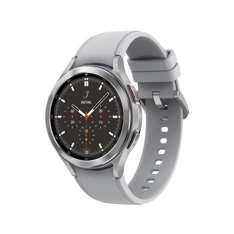 Smartwatch Samsung Watch 4 Classic R890 46mm Argento Europa