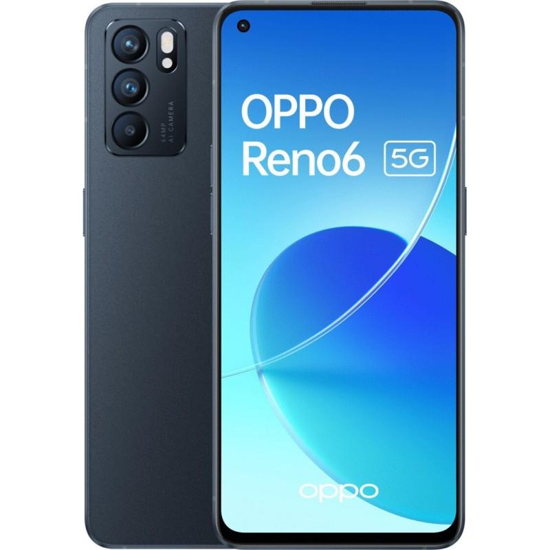 Oppo Reno6 5G Dual Sim 8GB RAM 128GB Nero Europa