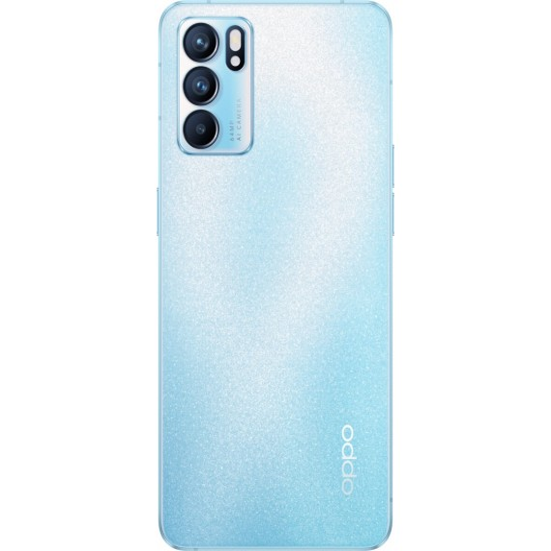 Oppo Reno6 5G Dual Sim 8GB RAM 128GB Blu Europa
