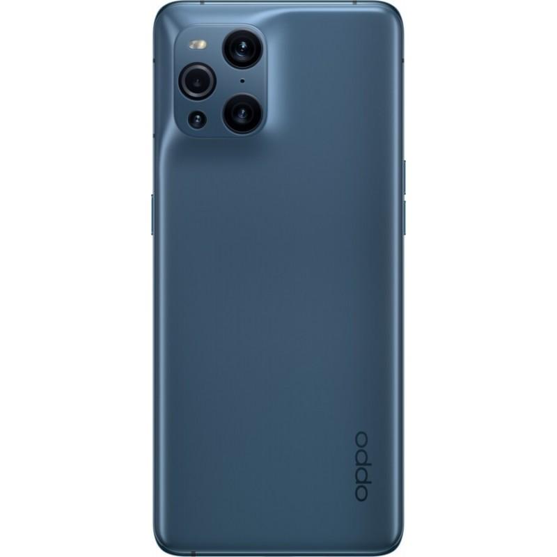 Oppo Find X3 Pro 5G Dual Sim 12GB RAM 256GB Blue Europa