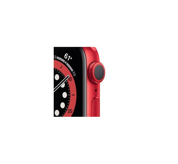Watch Apple Watch Series 6 GPS + Cellular 44mm Rosso Aluminum Case with Sport Band Rosso Europa