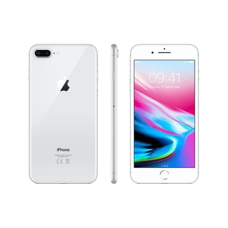 Apple iPhone 8 Plus 64GB Silver Europa