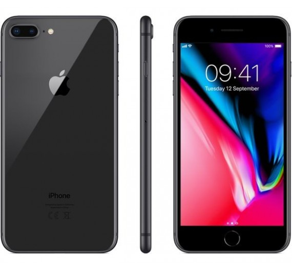 iPhone 8 Plus 256GB Space Grey Europa