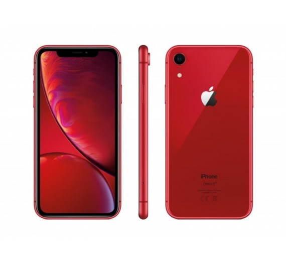 iPhone XR 256GB Red Europa