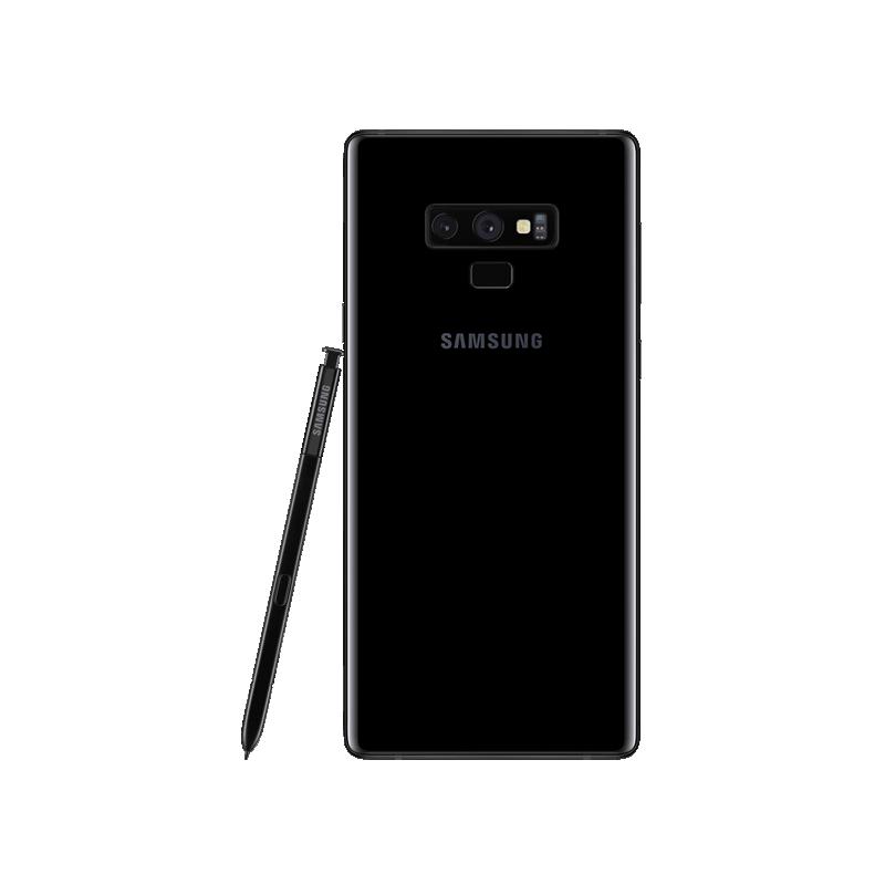 Samsung Galaxy Note 9 Black Dual Sim Italia