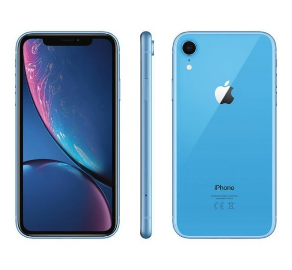iPhone XR 256GB Blue Europa
