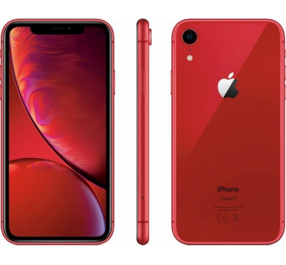 Apple iPhone XR 64GB Rosso Europa