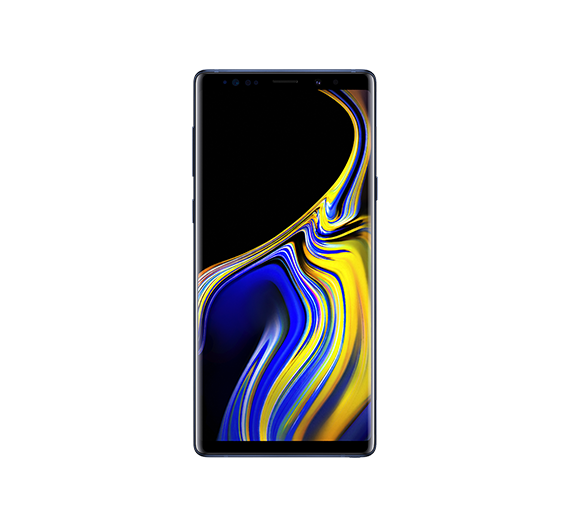 Samsung Galaxy Note 9 Blue 512GB Dual Sim Europa