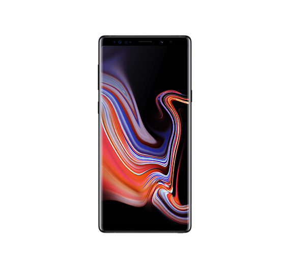 Samsung Galaxy Note 9 Black 128GB Europa