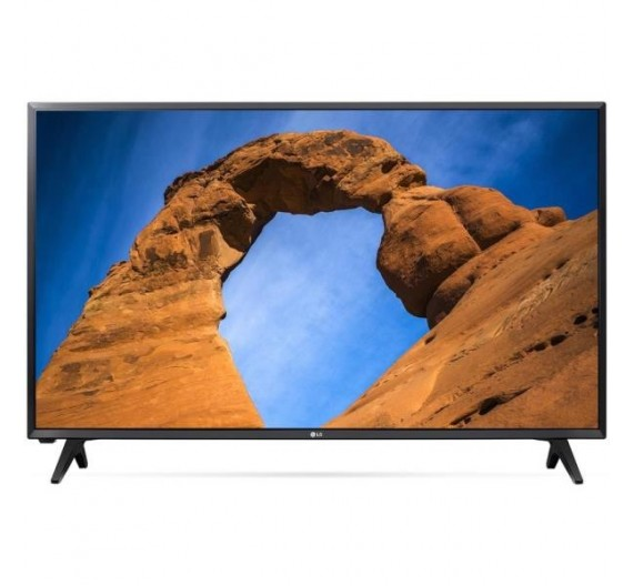 "LG 32LK500BPLA 32"" HD Nero LED TV"