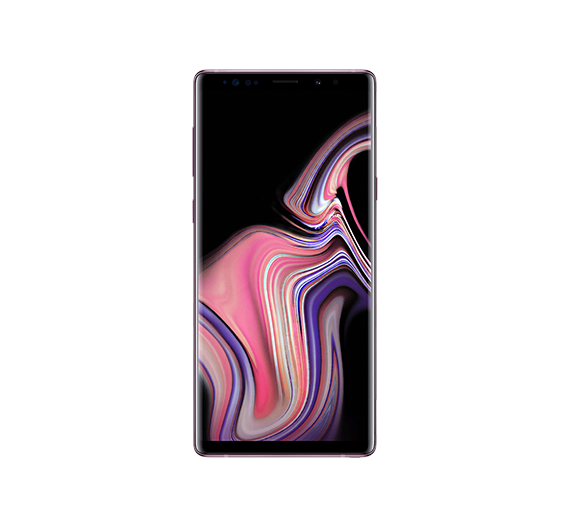 Samsung Galaxy Note 9 Purple 128GB Dual Sim Europa