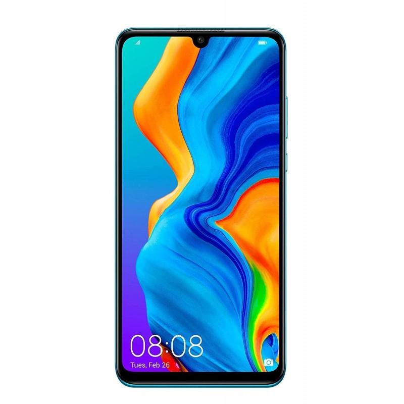 Huawei P30 Lite 128GB Dual Sim Pacock Blue Italia