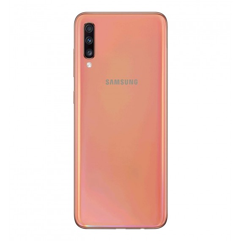 Samsung Galaxy A70 SM-A705F 128GB Dual Sim Coral Italia