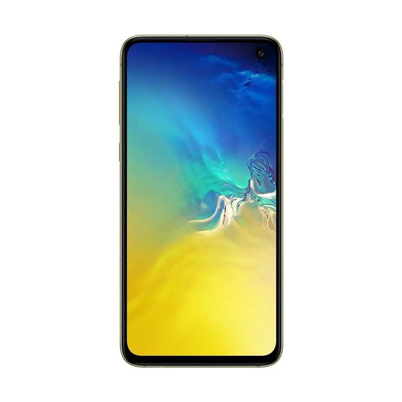 Samsung Galaxy S10E G970F Dual Sim 6GB/128GB Yellow Brand Operatore Italia