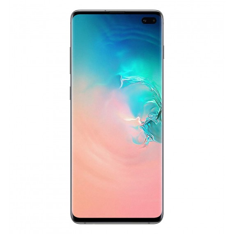 Samsung Galaxy S10+ G975F 8GB 128GB Dual Sim White Brand Operatore Italia