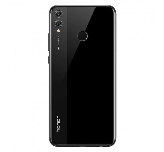 Honor View 10 Lite 128GB Dual Sim Black Brand Operatore Italia