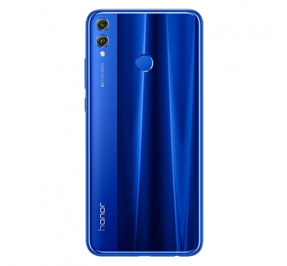 Honor View 10 Lite 128GB Dual Sim Blue Brand Operatore Italia