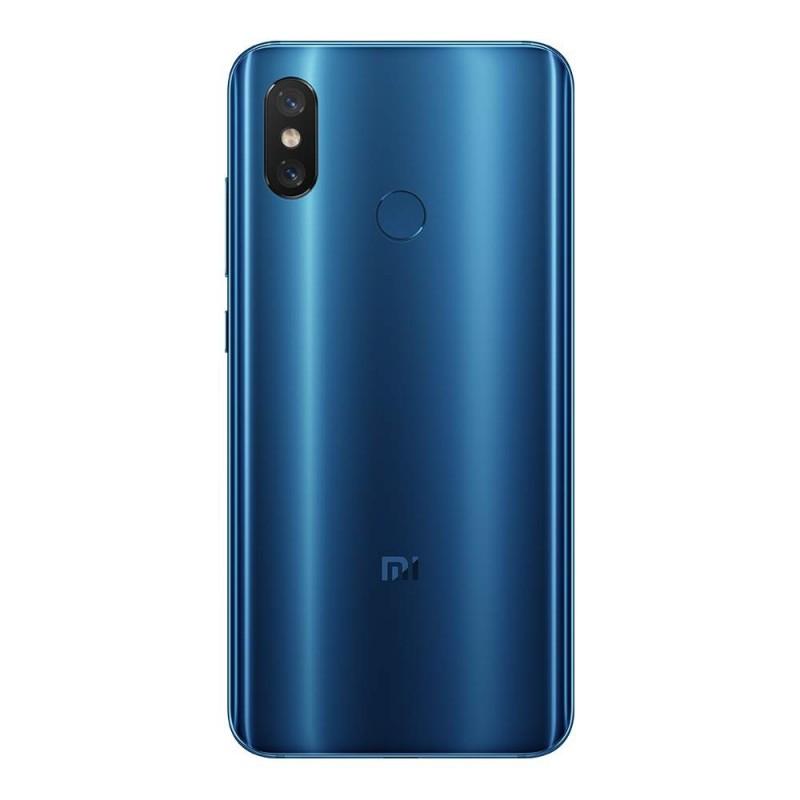 Xiaomi Mi 8 64GB Dual Sim Blue Italia