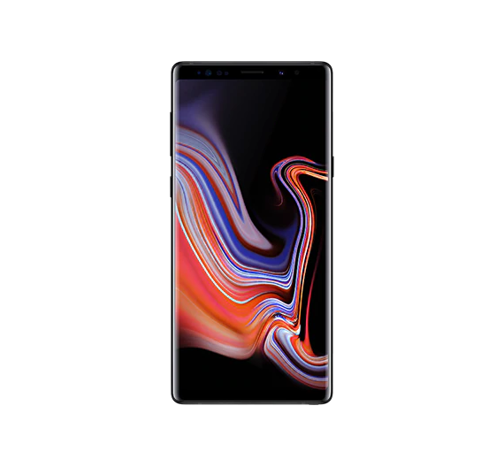 Samsung Galaxy Note 9 Black 512GB Dual Sim Italia