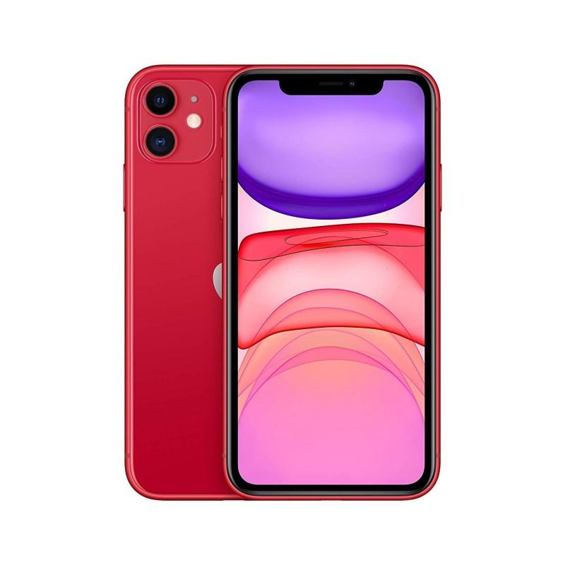 iPhone 11 128GB Red Italia
