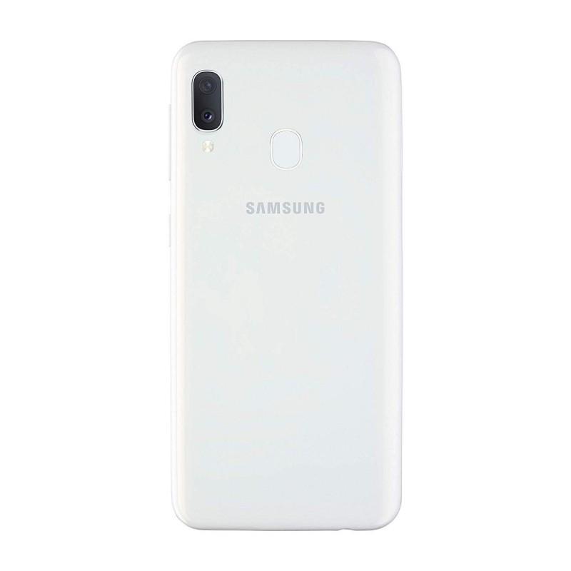 Samsung Galaxy A20e SM-A202F 32GB Dual Sim White Brand Operatore Italia